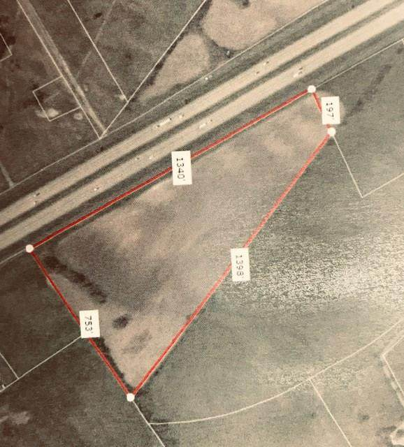 000 NE Interstate 45 Highway, Ennis, TX 75119 (MLS #14364521) :: The Tierny Jordan Network