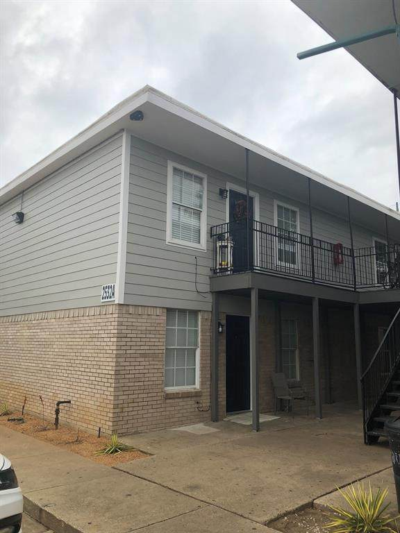 2532 Charlotte Street A, Denton, TX 76201 (MLS #14365237) :: The Mitchell Group