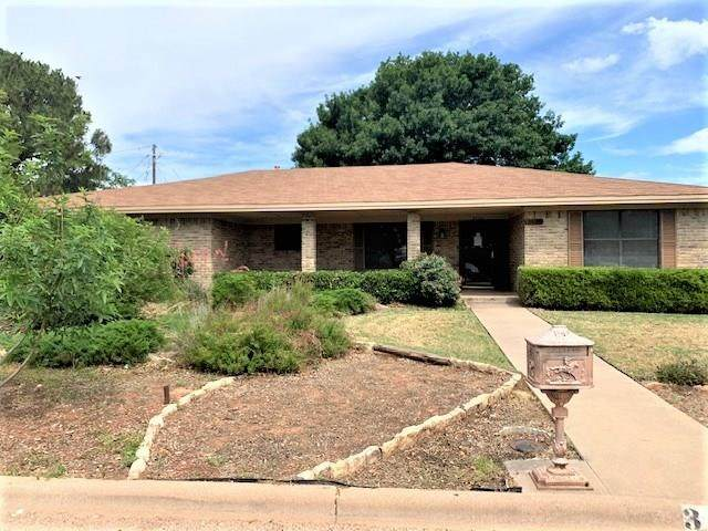 3134 Broken Bough Trail, Abilene, TX 79606 (MLS #14365660) :: NewHomePrograms.com LLC