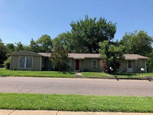 810 Alexander Street, Denton, TX 76205 (MLS #14365960) :: Post Oak Realty