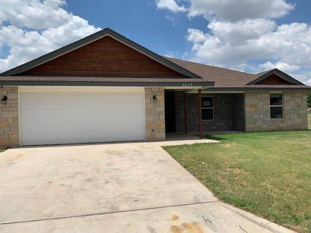 2629 Broken Bough Trail, Abilene, TX 79606 (MLS #14369061) :: NewHomePrograms.com LLC