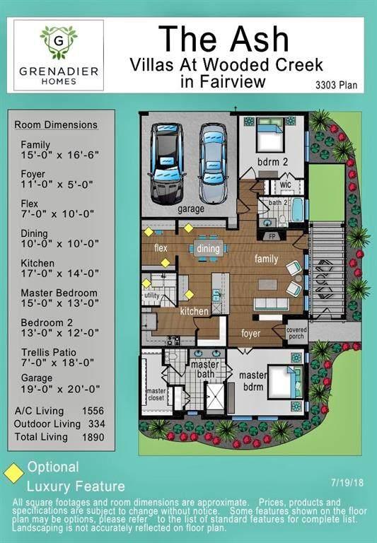 400 Lavender Lane, Fairview, TX 75069 (MLS #14372385) :: Frankie Arthur Real Estate