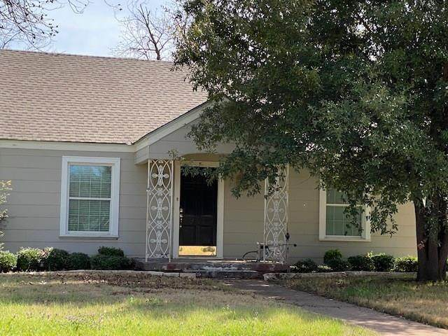941 Blair Street, Abilene, TX 79605 (MLS #14373510) :: Baldree Home Team