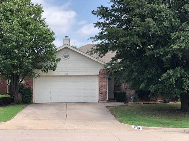 4765 Birchbend Lane, Fort Worth, TX 76137 (MLS #14374036) :: The Chad Smith Team