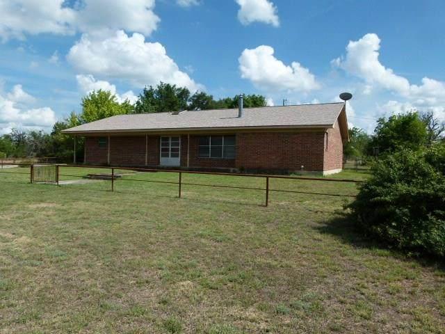 151 Fm 574 W, Goldthwaite, TX 76844 (MLS #14374231) :: The Good Home Team