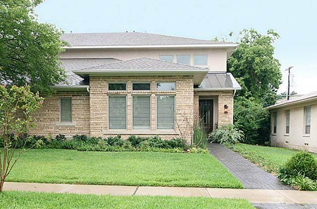 6514 Del Norte Lane, Dallas, TX 75225 (MLS #14375232) :: Frankie Arthur Real Estate