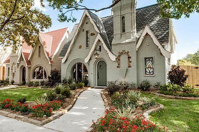 517 Johnson Street, Mckinney, TX 75069 (MLS #14375967) :: All Cities USA Realty