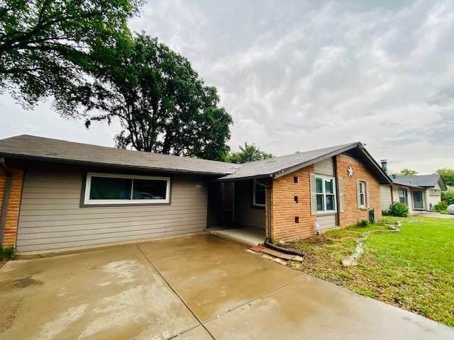 1803 Exeter Street, Irving, TX 75062 (MLS #14376239) :: RE/MAX Pinnacle Group REALTORS