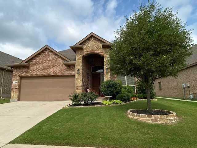 3308 Estacado Drive, Denton, TX 76210 (MLS #14376652) :: Baldree Home Team