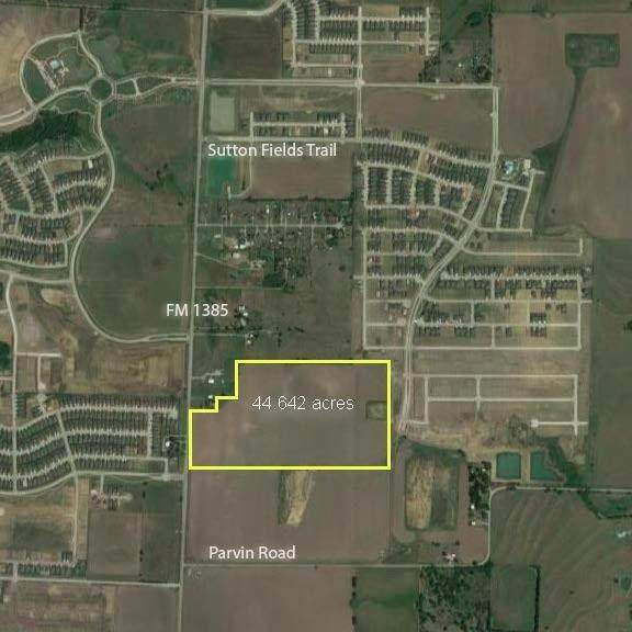 0000 Fm 1385, Prosper, TX 76227 (MLS #14377152) :: The Kimberly Davis Group