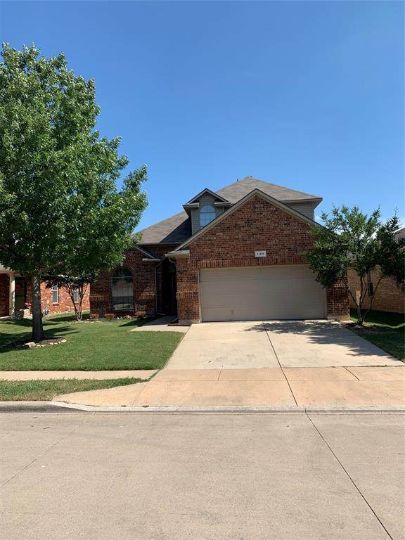 1168 Roping Reins Way, Fort Worth, TX 76052 (MLS #14377762) :: The Good Home Team