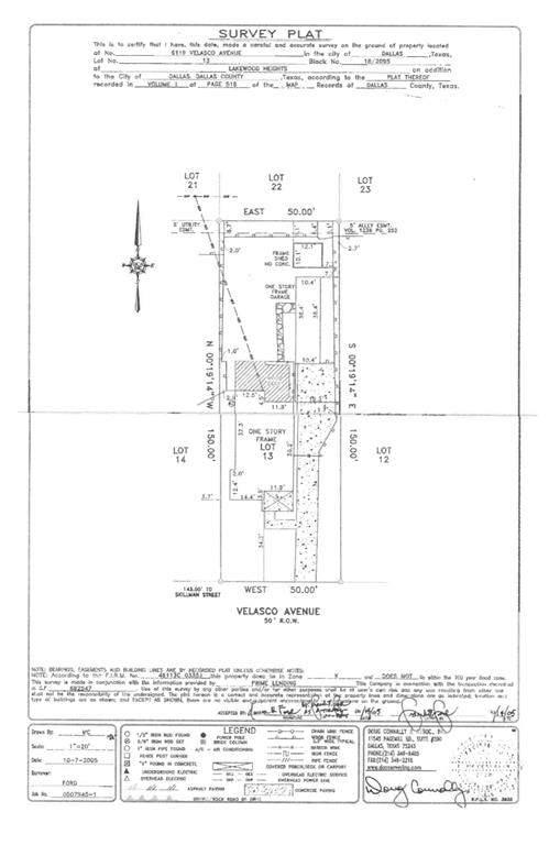 6119 Velasco, Dallas, TX 75214 (MLS #14378198) :: Bray Real Estate Group