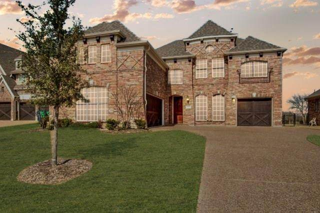 2631 Meadow Ridge Drive, Prosper, TX 75078 (MLS #14378362) :: The Hornburg Real Estate Group