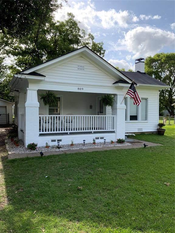 809 N Spring Street, Grand Saline, TX 75140 (MLS #14378551) :: RE/MAX Pinnacle Group REALTORS