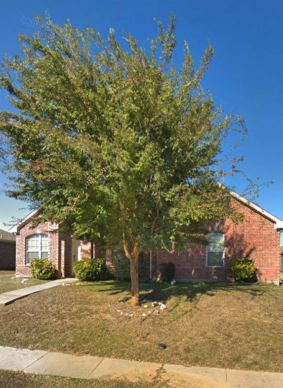 1219 Long Branch Drive, Lancaster, TX 75146 (MLS #14378669) :: All Cities USA Realty