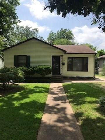 606 N Ricketts Street, Sherman, TX 75092 (MLS #14378782) :: The Tierny Jordan Network