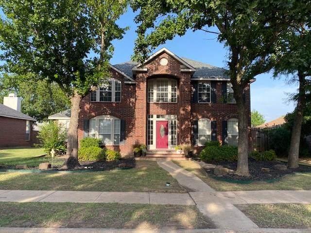 108 Pullman Place, Wylie, TX 75098 (MLS #14379066) :: RE/MAX Pinnacle Group REALTORS