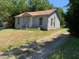 1408 W Morgan Street, Denison, TX 75020 (MLS #14379147) :: Justin Bassett Realty
