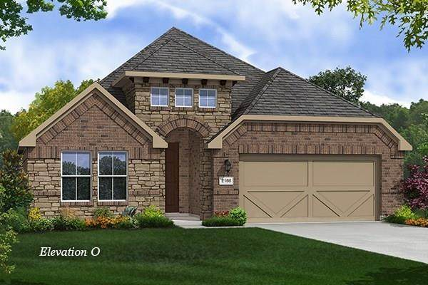 2714 Willow Lane, Melissa, TX 75454 (MLS #14379178) :: The Heyl Group at Keller Williams