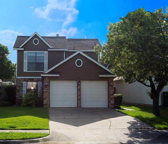 934 Ramblewood Drive, Lewisville, TX 75067 (MLS #14379757) :: The Rhodes Team