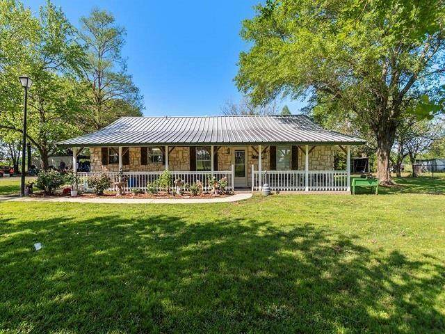 4962 Fm 3080, Mabank, TX 75147 (MLS #14379880) :: The Good Home Team