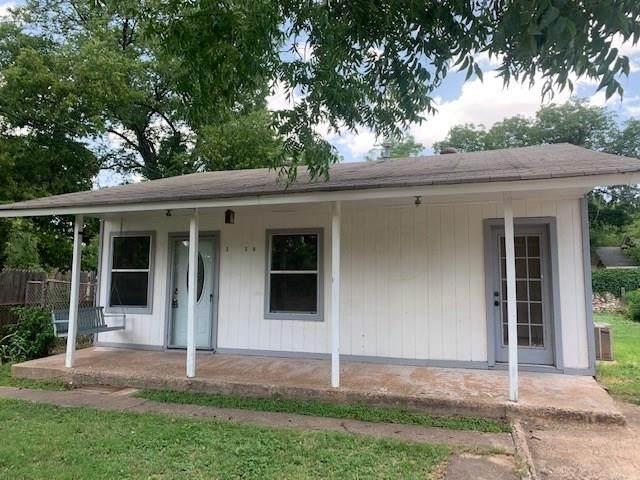 2926 S 5th Street, Abilene, TX 79605 (MLS #14380663) :: Trinity Premier Properties