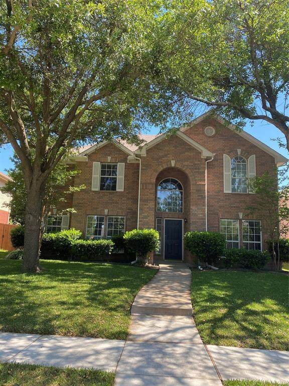 4616 Parnell Lane, Plano, TX 75024 (MLS #14381270) :: Real Estate By Design