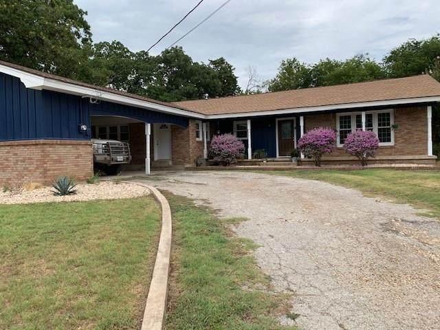 712 W First Street, Hico, TX 76457 (MLS #14381390) :: Maegan Brest | Keller Williams Realty