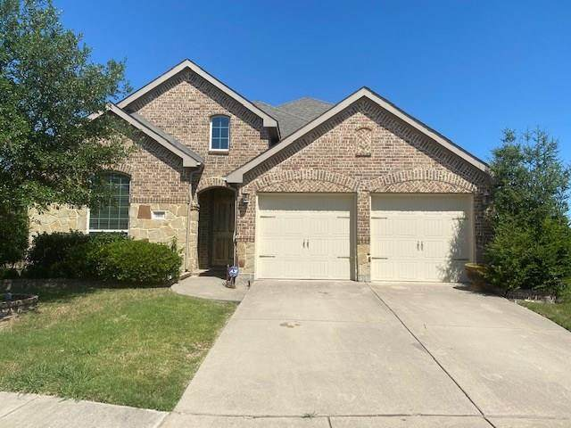 1001 Brigham Drive, Forney, TX 75126 (MLS #14382118) :: Results Property Group