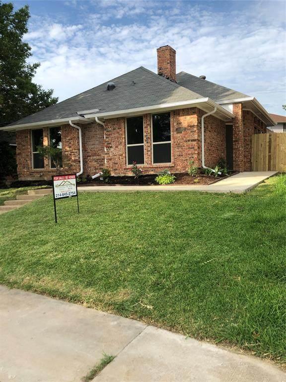 3402 Kimberly Drive, Carrollton, TX 75007 (MLS #14382150) :: The Chad Smith Team