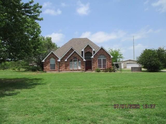 358 Fm 1563, Wolfe City, TX 75496 (MLS #14382630) :: Justin Bassett Realty
