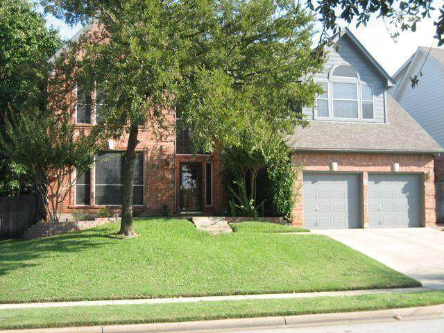 1094 Woodbriar Drive, Grapevine, TX 76051 (MLS #14383398) :: The Mitchell Group