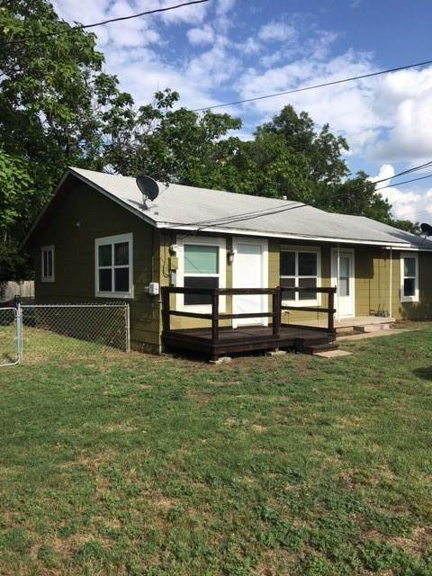 1002 N Church Street N, Decatur, TX 76234 (MLS #14383434) :: The Kimberly Davis Group