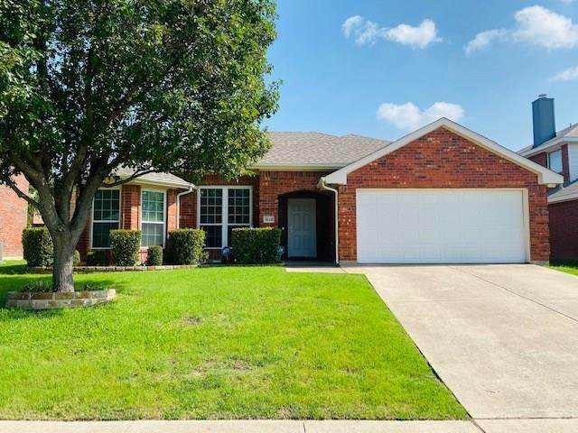 1628 Rushing Way, Wylie, TX 75098 (MLS #14383734) :: Hargrove Realty Group