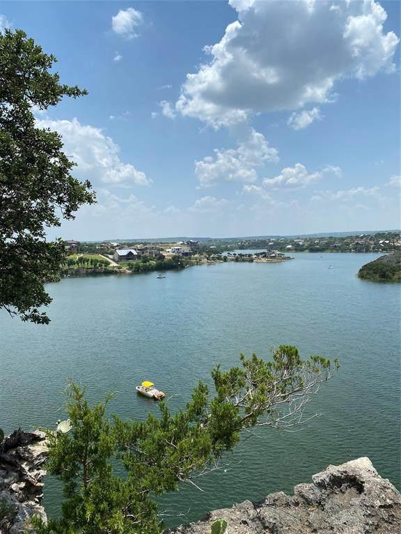 Lot 2 E Hells Gate Drive, Possum Kingdom Lake, TX 76449 (MLS #14383749) :: All Cities USA Realty