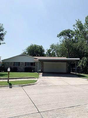 6428 Dream Lane, Watauga, TX 76148 (MLS #14383970) :: The Chad Smith Team