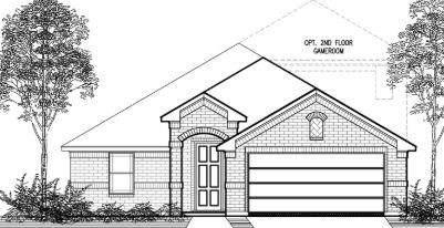 416 Paloma Street, Weatherford, TX 76087 (MLS #14384260) :: Team Tiller