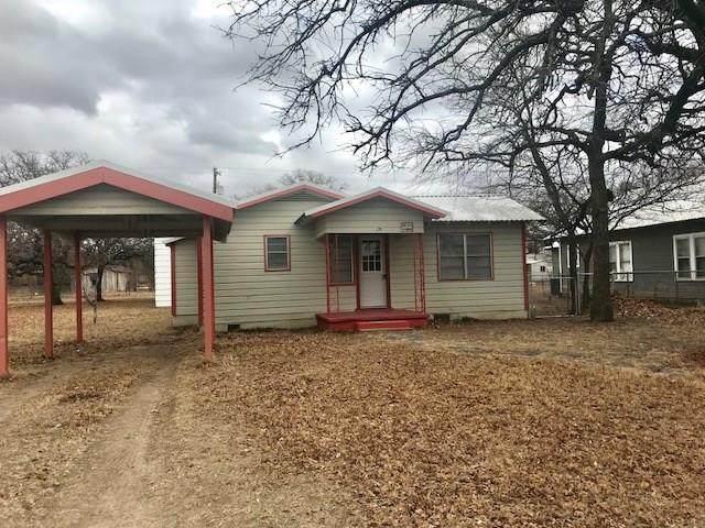 316 Main, Cross Plains, TX 76443 (MLS #14384355) :: The Heyl Group at Keller Williams