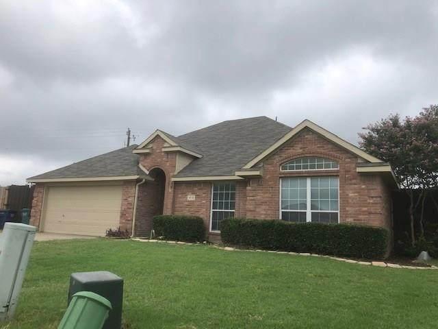 412 Magnolia Street, Anna, TX 75409 (MLS #14384428) :: Team Tiller