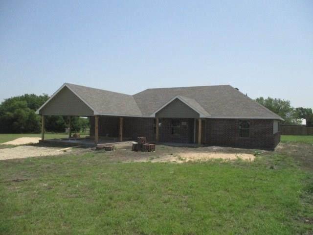 125 Mulberry Drive, Trenton, TX 75490 (MLS #14384755) :: Team Hodnett