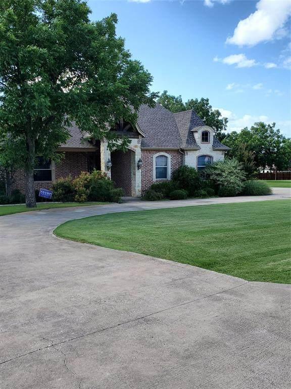6506 Colonial Drive, Granbury, TX 76049 (MLS #14384785) :: The Heyl Group at Keller Williams