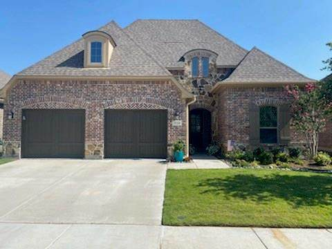2724 Waterford, The Colony, TX 75056 (MLS #14384816) :: Tenesha Lusk Realty Group
