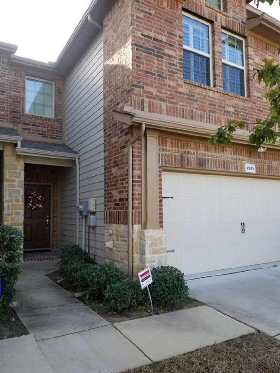 3505 Blue Sage Lane, Garland, TX 75040 (MLS #14384964) :: Team Tiller