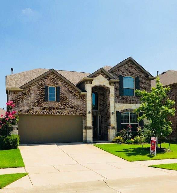 16604 Central Garden Lane, Prosper, TX 75078 (MLS #14385440) :: The Daniel Team