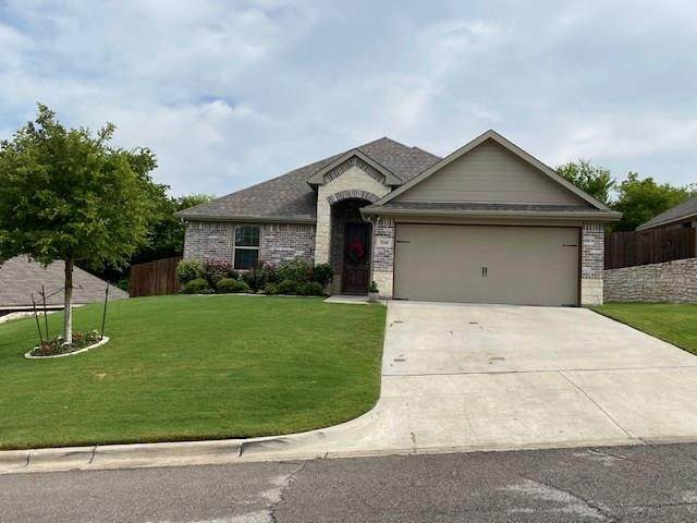 708 Westgate Drive, Aledo, TX 76008 (MLS #14385445) :: All Cities USA Realty