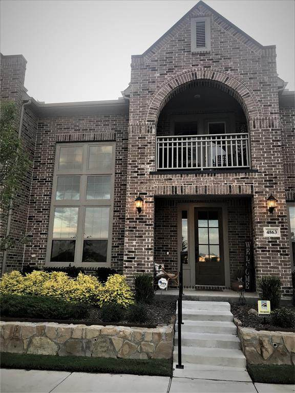 4863 Ellie Lane, Fairview, TX 75069 (MLS #14385482) :: The Daniel Team