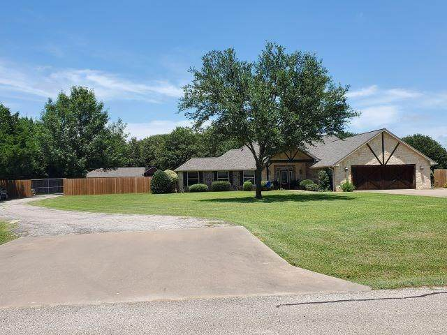 186 Randy Street, Gun Barrel City, TX 75156 (MLS #14385645) :: The Good Home Team