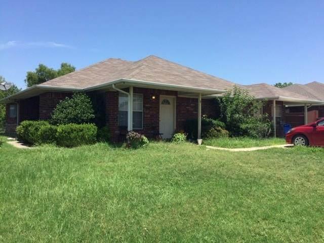 1007 Turkey Creek Court, Bridgeport, TX 76426 (MLS #14385840) :: The Good Home Team