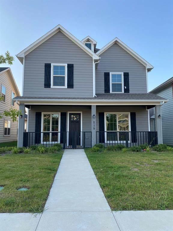 715 Mulberry Court, Celina, TX 75009 (MLS #14386422) :: Tenesha Lusk Realty Group