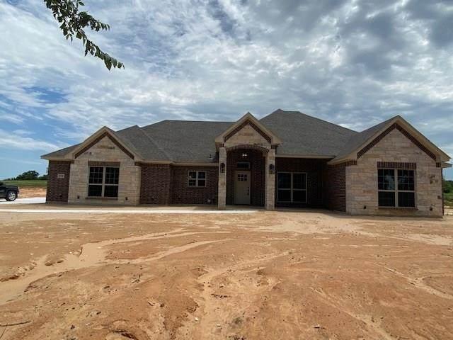 2350 E Dry Creek Road, Poolville, TX 76487 (MLS #14387216) :: Maegan Brest   Keller Williams Realty